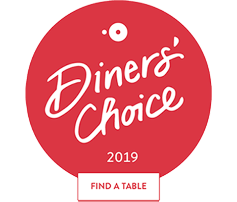 Diners' Choice 2019: Open Table